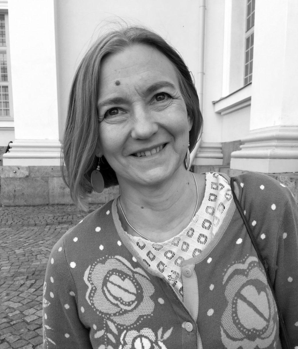 Kirjoittaja Soili Soisalo